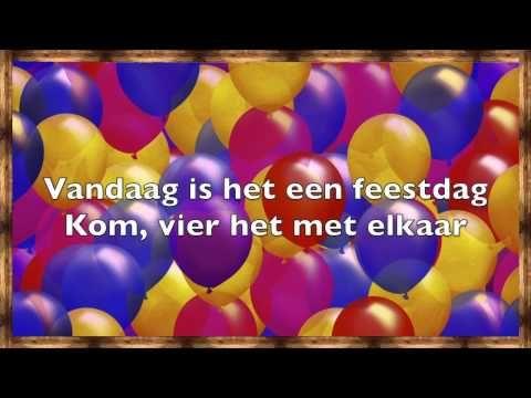 Lied Kinderboekenweek 2014: Feest Voor De Wereld ( Tijl Damen) - YouTube