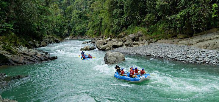 So much fun - The Ultimate eco lodge Experience in Costa Rica: Water Raft, Latin America, Costa Rica, Costa Rica, Travel, Pacuar Rivers, Pacuar Lodges, Central America, White Water