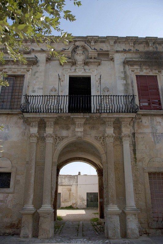 Palazzo ducale Ghezzi su 365giorninelsalento.it
