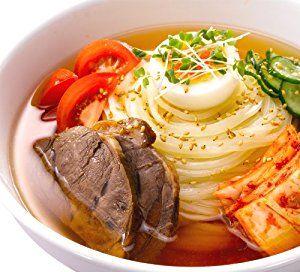 盛岡に旅行に来て盛岡冷麺くったったw:お料理速報 戸田久 盛岡冷麺2種類食べくらべ4食セット