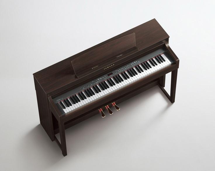 yamaha clp 635. clavinova clp-470 digital piano in dark rosewood yamaha clp 635