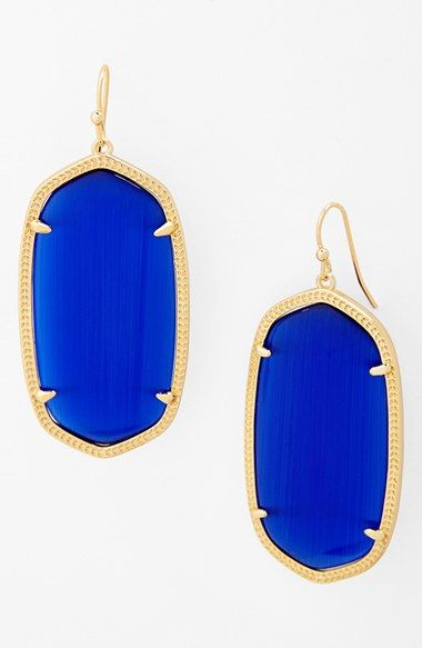 Kendra Scott Danielle Earrings seen on MANY Real Housewives on Sale for $51 in many colors (down from $60) with no code here: http://rstyle.me/n/t5itsmnje