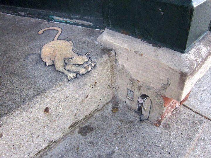 donde esta el raton