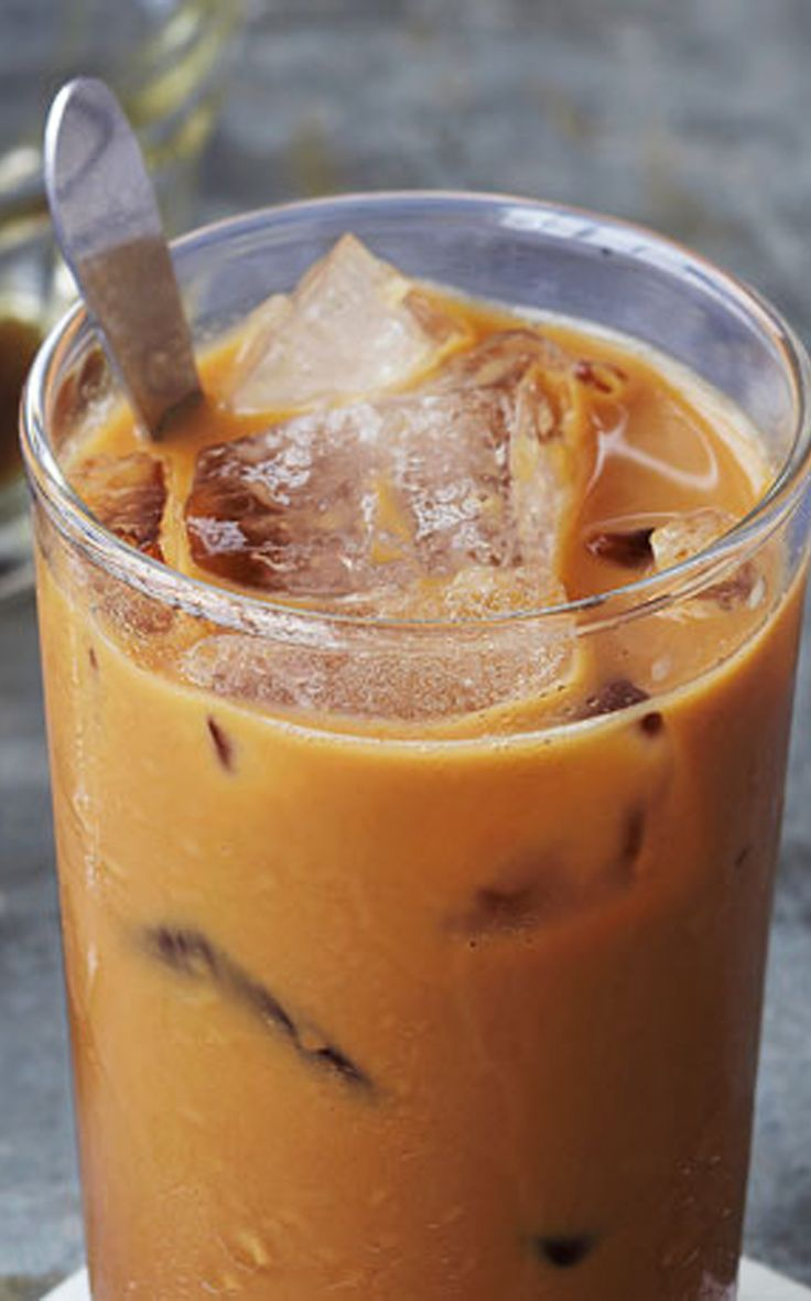Vietnamese Iced Coffee. If you love your coffee strong and sweet, you will fall head-over-heels for this icy brew.