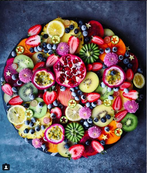 Tropical Fruit Salad | 5 Stunning Photos That Will Inspire Your Most Instagramab…