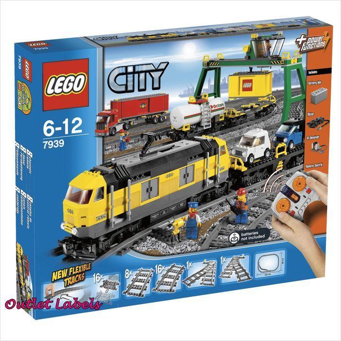 LEGO City 7939 Cargo Train 5702014602618 on eBid United Kingdom