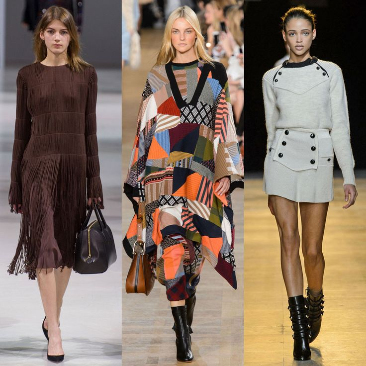 Fall 2015 Trends at Paris Fashion Week | POPSUGAR Fashion