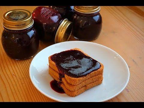 VLOG + Marmellata ai frutti di bosco - in 25' nel microonde | Mixed berr...