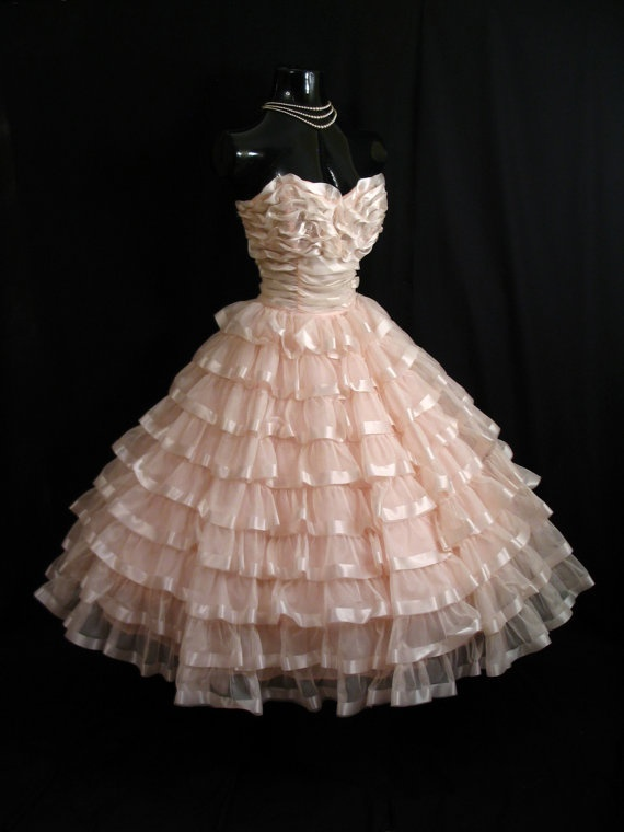 1000  images about Vintage 50&-39-s Dresses on Pinterest - Vintage ...
