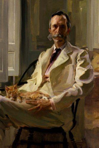 Man with a Cat (Henry Sturgis Drinker): Journal by WM Jou... https://www.amazon.com/dp/1544015216/ref=cm_sw_r_pi_dp_x_E98Uyb0WG3QJS