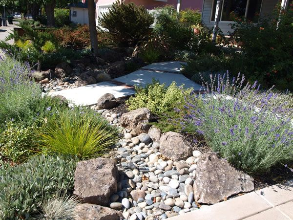 259 Best Dry Creek River Beds Ideas Images On Pinterest Diy Landscaping Ideas Landscaping