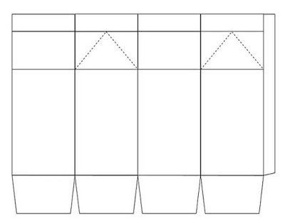 Ideias Criativas: Modelos de Caixa Tipo Leite para Lembrancinhas