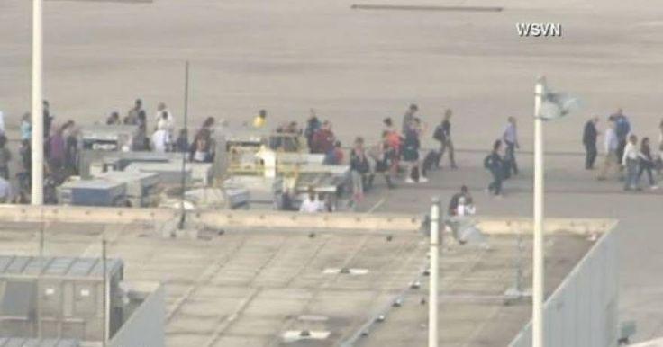 Πυροβολισμοί στο διεθνές αεροδρόμιο της Φλόριντα (φωτό)