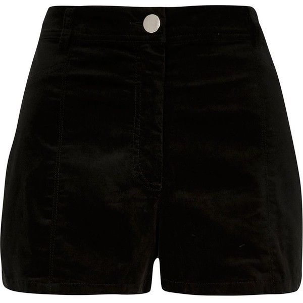 River Island Khaki high waisted cord shorts ($17) ❤ liked on Polyvore featuring shorts, bottoms, khaki, sale, zipper shorts, river island, cord shorts, tall shorts and high-waisted shorts