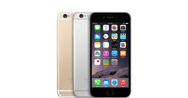 iPhone 6 First released : Sepember 19, 2014