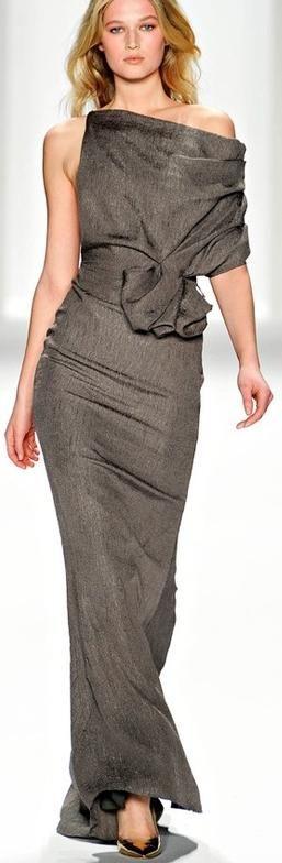 blog mode ladyka.org J. Mendel dress