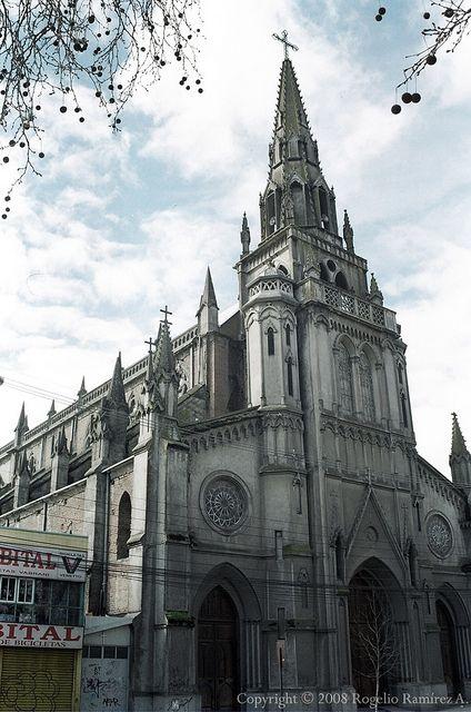 Iglesia Corazón de María, Talca
