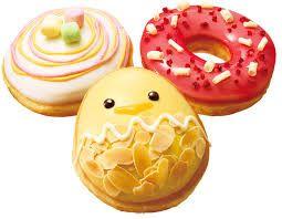 「クリスピークリームドーナツ」の画像検索結果
