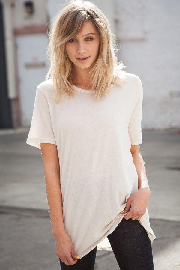 @Brandy Waterfall Waterfall Melville | Luana Top, #blonde hair, #tan skin, is it #summer yet?