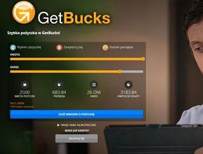 Nowe firmy pożyczkowe w chwilowo.pl. Już teraz możecie poznać opinię oraz szczegółowe informacje na temat warunków na jakich udzielane są chwilówki w GetBucks. https://chwilowo.pl/opinie/getbucks/ Ta firma już działa chwilę na naszym rynku, ale dopiero teraz postanowiła prężnie zwiększać swoją widoczność w sieci. Chcesz poznać warunki umowy pożyczkowej? Sprawdź to