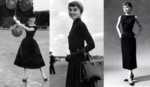 #AudreyHepburn #Dress Style http://interestingfor.me/audrey-hepburn-dress-style/