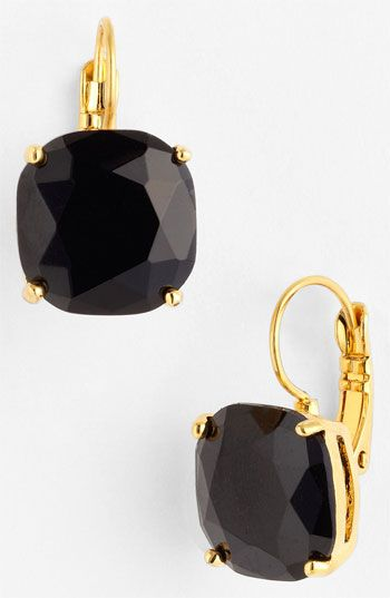 I also really like these black drop earrings kate spade new york drop earrings | Nordstrom