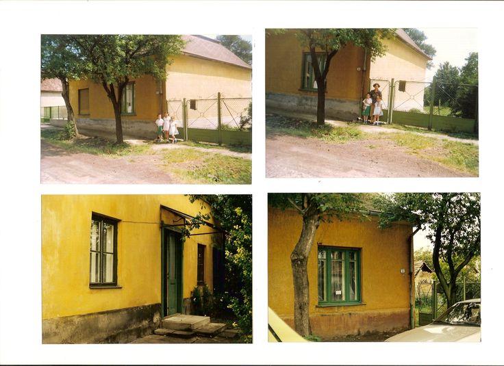 Ez a szülőföldem a nagyszüleim házában  .