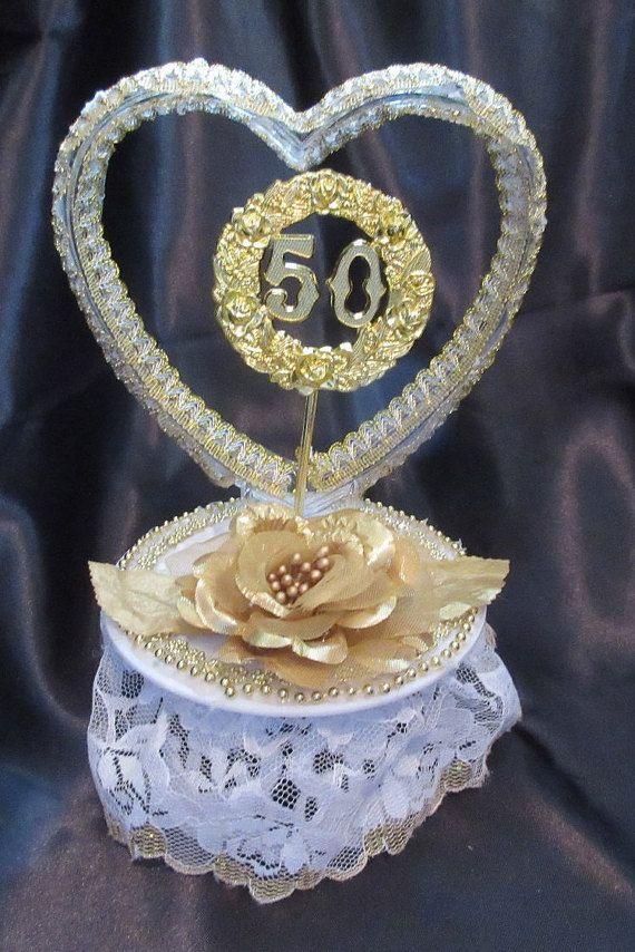 He encontrado este interesante anuncio de Etsy en https://www.etsy.com/es/listing/230478077/oro-50o-aniversario-de-boda-pastel