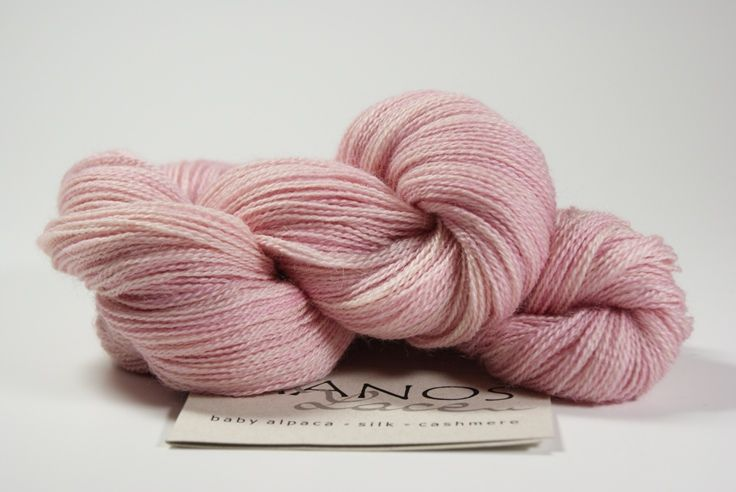 Chrimano design - Manos Lace Rosa