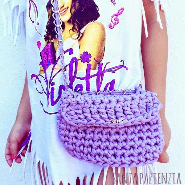 Un bolso para las princesas de la casa | Santa Pazienzia