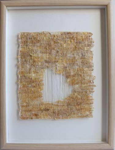 "Saatchi Art Artist Ana Montoya; Sculpture, ""Hueco"" #art"