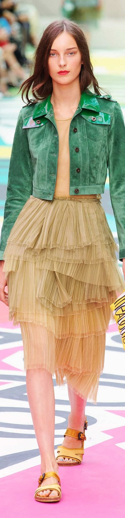 I want this jacket.....not the skirt!!   a.l.