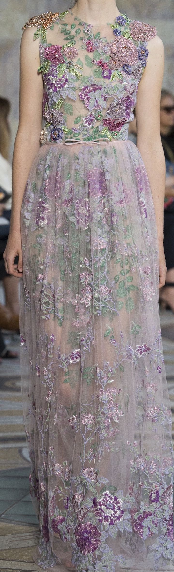 Giambattista Valli Fall 2017 Couture