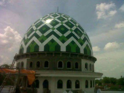 Kontraktor Kubah Masjid di Binjai | Termurah 081331587344