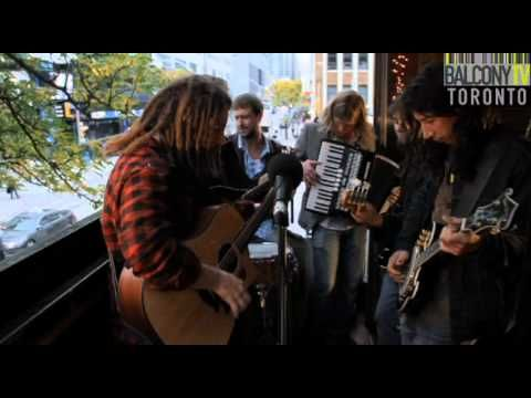 Sherman Downey and the Silver Lining (another great Newfoundland band!) performing live on Balcony TV Toronto.