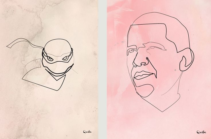 One Line Art Quibe : Images about one line illustrations on pinterest