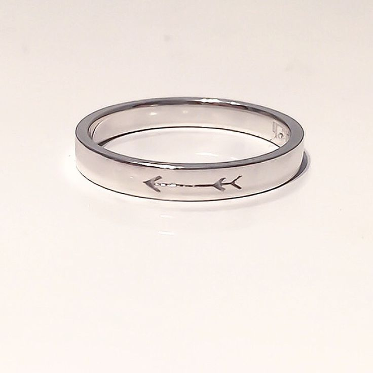 Image of Silver Arrow Ring [AN24]