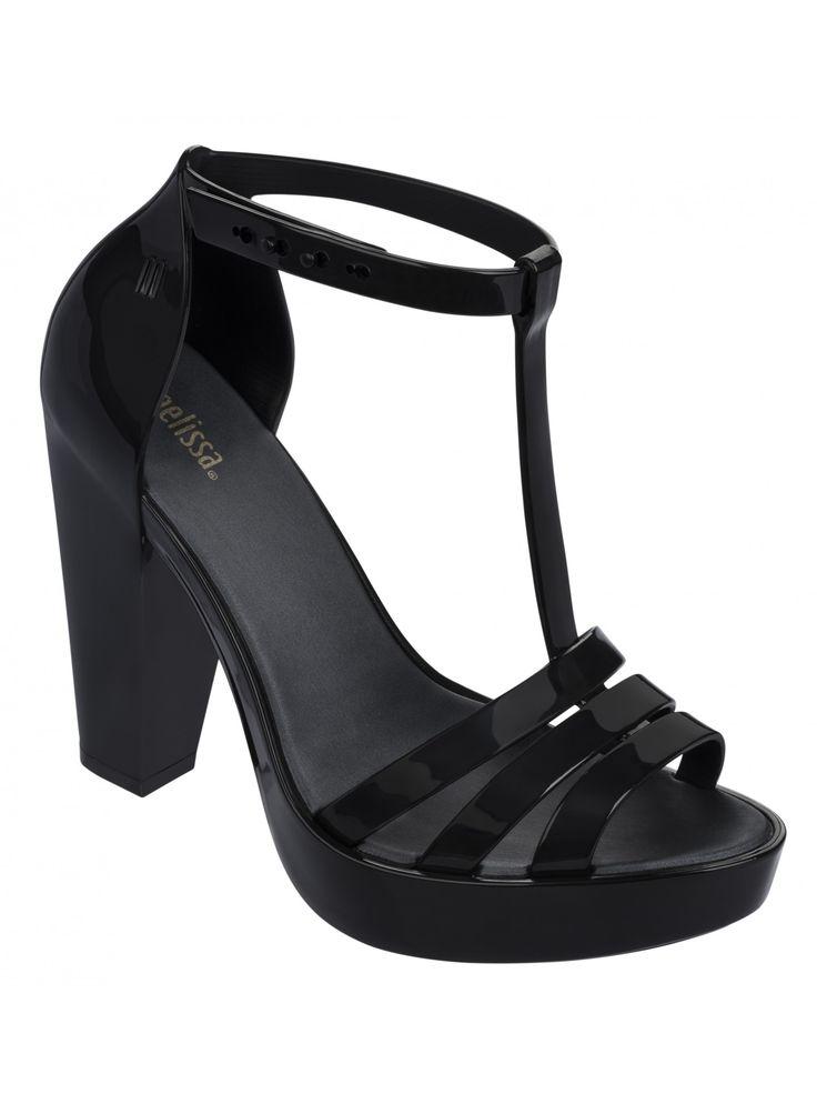 Dreamy Black | Melissa Shoes at NONNON.co.uk
