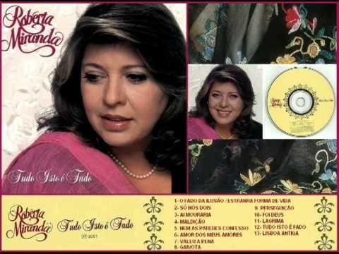 Roberta Miranda - Tudo Isto é Fado (2001) - CD Completo