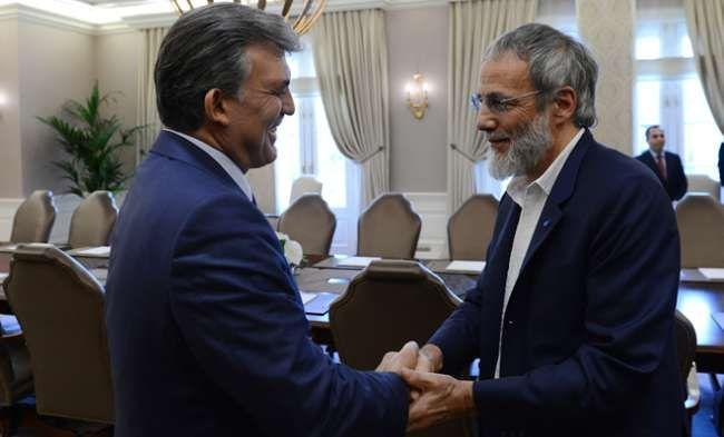 Gül, Yusuf İslam'la görüştü - http://www.turkyurdu.com/gul-yusuf-islamla-gorustu/