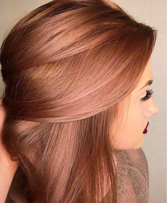 rosa cobre