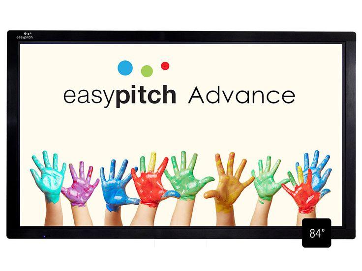 LE-84PC93-4K Ecran Interactif 84 4K - Android EASYPITCH ADVANCE