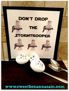8 Creative Star Wars Party Games and Activities {Legos ...