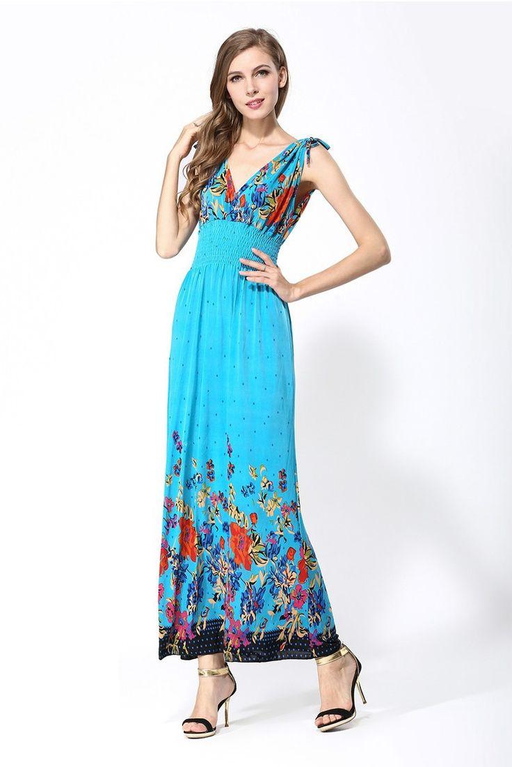 72 best Women\'s Bohemian Dress images on Pinterest   Bohemian ...