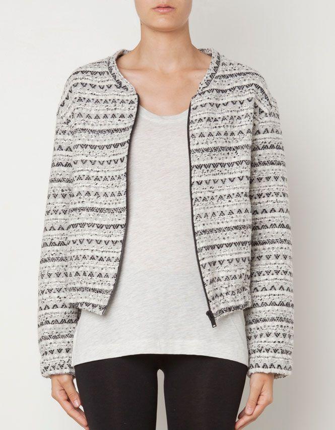 chaqueta jacquard - Cerca amb Google
