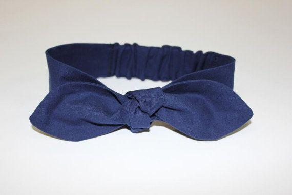 Baby bow headband baby girl headband Paige baby by ElleBelleBliss $12 AUD