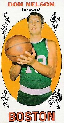 awesome 1969-70 Topps Basketball #82 Don Nelson Rookie Card RC Boston Celtics - For Sale View more at http://shipperscentral.com/wp/product/1969-70-topps-basketball-82-don-nelson-rookie-card-rc-boston-celtics-for-sale/