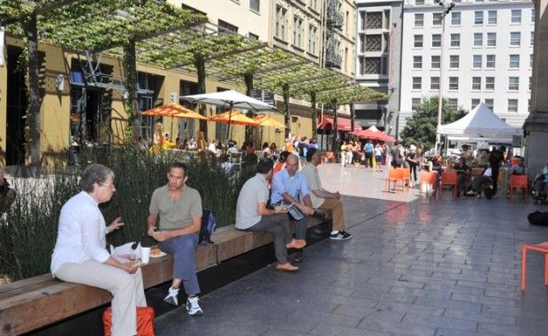 Mint Plaza | Scenario Journal