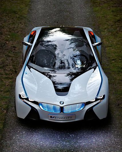 2015 BMW Vision Super Car