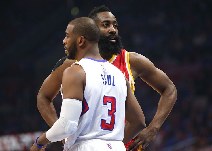 Doc Rivers: Chris Paul Left 'to Be with James Harden'